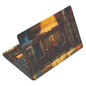 Miếng Dán Decal Dành Cho Laptop Mẫu Nghệ Thuật LTNT- 595