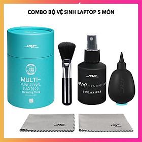 [Hàng nhập khẩu] Bộ vệ sinh Laptop, Macbook Cao Cấp JRC 5 Trong 1