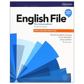 English File: Pre-intermediate: Students Book 4th Edition And Student Resource Centre Pack