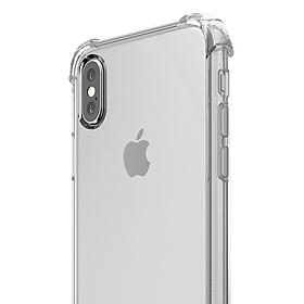 Ốp Lưng Dẻo Chống Sốc Phát Sáng Cho iPhone XS Max Dada (Trong Suốt) - Hàng Chính Hãng