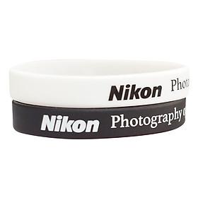 Bộ 2 Vòng Cao Su Bảo Vệ Ống Kính Cho Máy Ảnh Nikon - Hàng Nhập Khẩu