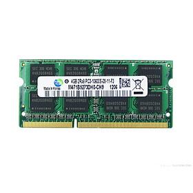 DDR3 4gb, ram Laptop bus 1600, ram 4g tương thích với nhiều loại Laptop.