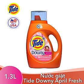 Nước giặt Tide Downy April Fresh 1.3L