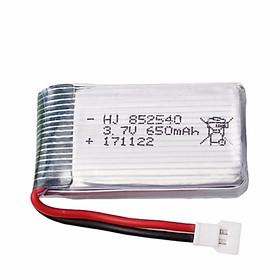 Pin Cho Báy Bay Điều Khiển Từ Xa 3.7V 650mah