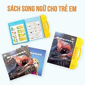 Sách Nói Điện Tử Song Ngữ Anh-Việt Cho Trẻ Em