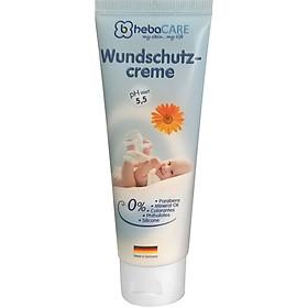 Kem Chống Hăm Da Cho Bé Heba Care Wundschutzereme (Baby Nappy Cream) 75ml
