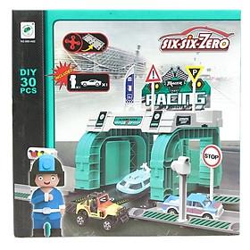Bộ Đồ Chơi Mô Hình Đường Đua Và Xe Boy Toys 660-A82