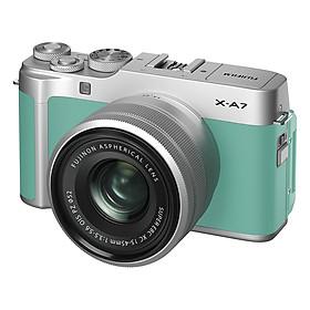 Máy Ảnh Fujifilm X-A7 + Lens 15-45mm - Hàng Chính Hãng