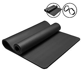 Portable Thicken Lengthen Multi-Function NBR Soft Sport Fitness Yoga Mat