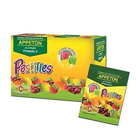 Appeton A-Z Kid's Vitamin C Pastilles - Viên dẻo bổ sung Vitamin C