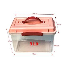 Combo hộp chống ẩm máy ảnh, flycam giá siêu rẻ 10 lít, 6 lít, 3 lít (tùy chọn hạt hoặc máy hút ẩm)