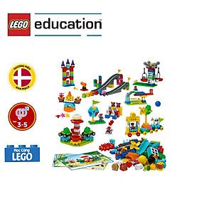 Bộ Lắp Ráp LEGO EDUCATION Công Viên Của Bé 45024 (295 Chi Tiết)