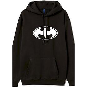 Áo Hoodie Đen Batman