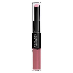 L'Oreal Infallible 2-Step Lipstick 109 Blossoming Berry