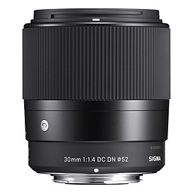 Ống Kính Sigma 30mm f/1.4 DC DN For Sony E Mount - Hàng Chính Hãng