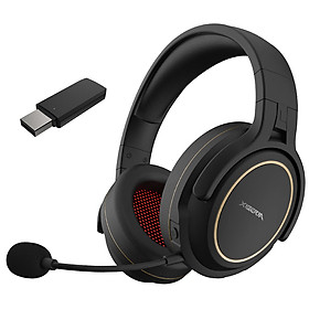 XIBERIA G01 2.4GHz Wireless Gaming Headset Over Ear Game Headphones Stereo Music Earphone Super Bass AUX-IN 3.5mm Wired