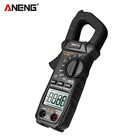 ANENG ST209 Digital Multimeter Clamp Meter 6000 Counts True RMS Amp DC/AC Current Clamp Tester Meters Voltmeter Auto