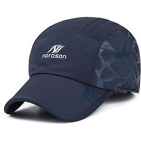 Mũ lưỡi trai – Mũ che tai Narason vải gió lót nỉ dành cho mùa đông, giữ ấm tối ưu phần đầu người sử dụng - mũ khóa nhưạ