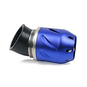 Lọc gió xe máy pô air đầu nấm Φ kép 3,5 - 4,8cm