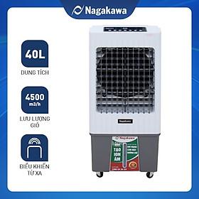 Máy làm mát không khí Nagakawa NFC452 (40L- 110W - Có Điều khiển từ xa ) - Hàng chính hãng