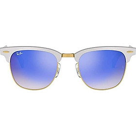 Ray-Ban RB3507 Clubmaster Aluminum Square Sunglasses