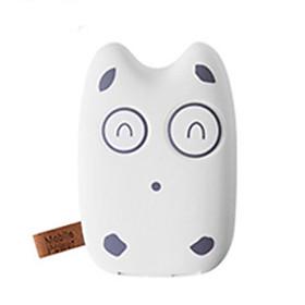 Pin Sạc Dự Phòng Totoro II hoạt hình dễ thương 9000mAh - Hàng chính hãng - Cười nụ