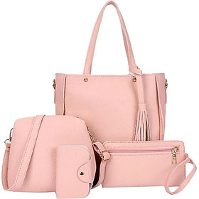 Totes Bags Leather Women Tassels