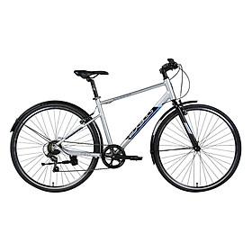Xe Đạp Jett Cycls Strada Pro 92-015-700-M-SIL-17 (Size M) - Bạc