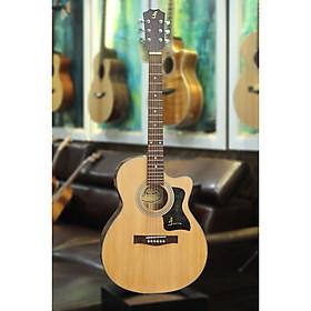 Đàn Guitar Acoustic J120 (Full Solid)- Gỗ thịt nguyên tấm