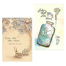 [Download sách] Combo 2 cuốn sách văn học hay nhất: Trọn Đời Bên Nhau + Anh Có Thích Nước Mỹ Không? ( Tặng kèm Postcard Happy Life)