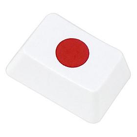 Keycap Filco Lá Cờ Nhật - Hàng Chính Hãng