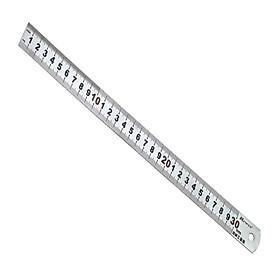 Thước sắt 30cm