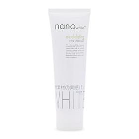 Bùn khoáng làm sạch da và tẩy tế bào chết Nanowhite