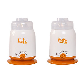 2 Máy hâm sữa và thức ăn cho bé  Fatz Baby FB3003SL  ( 3 chức năng )