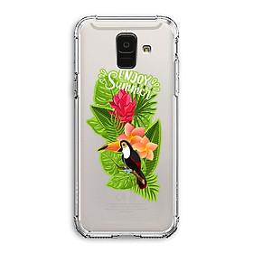 Ốp Lưng Dẻo Chống Sốc cho điện thoại Samsung Galaxy A6 - 04008 0554 SUMMER04 - Hàng Chính Hãng