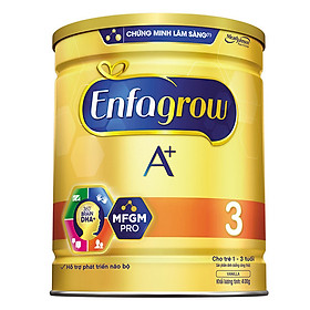 CRM - Sữa Enfagrow A+ 3 Hương Vanilla (400g)