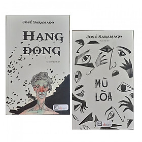 Combo Sách Văn Học Nước Ngoài: Hang Động + Mù Lòa