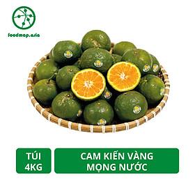 Cam Kiến Vàng Vĩnh Long Mọng Nước - Canh Tác Thiên Địch An Toàn - Túi 4kg - Foodmap