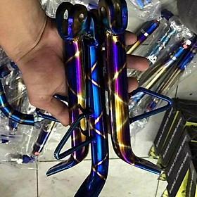 Chân chống titan cho Wave Dream Future Blade Cub Sirius Chân chống độ - Chất liệu inox dày