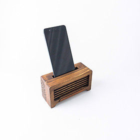 Loa Gỗ Khuếch Đại Âm Thanh  ///  Wooden Amplifier