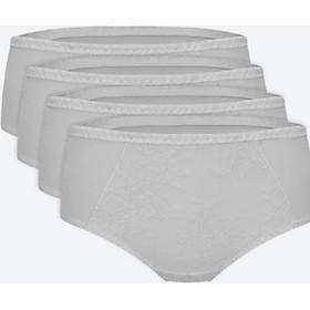 Combo 4 quần lót ren không ngấn SP000608 và 1 kem đánh răng AP24