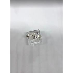 Nhẫn Đôi - Mẫu 03-NĐ0003 Cỡ Trung