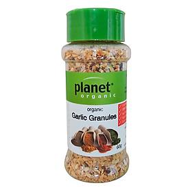 Tỏi Băm Sấy Khô Hữu Cơ Planet Organic 60G
