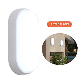 AC220 V 20W LEDs Wall Mounted Light Night Lamp IP65 Water Resistance for Asile Corridor Pathway Bedroom Living Room