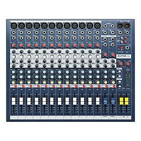 Bộ Trộn Âm Thanh Soundcraft EPM12CH Console