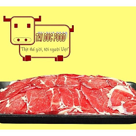 Bắp bò Úc bào-beef shin shank Aus