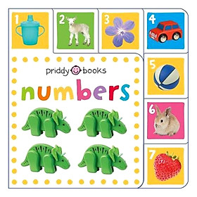 Mini Tab Numbers - Mini Tab Books (Hardback)
