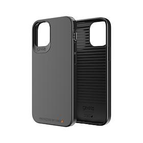 Ốp lưng chống sốc Gear4 D3O Holborn Slim 5G iPhone - Công nghệ chống sốc độc quyền D3O, kháng khuẩn, tương thích tốt với sóng 5G - Hàng chính hãng