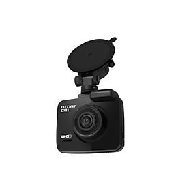 Camera Hành Trình Ô tô VietMap C61 - Ghi hình và cảnh báo giao thông, Wifi + Thẻ nhớ 32G - Hàng chính hãng