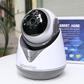 Camera wifi trong nhà C19Y200 2.0MP Full HD, đàm thoại 2 chiều, xoay 360 độ, hỗ trợ thẻ nhớ lên đến 128G, đèn hồng ngoại xem đêm, xoay theo chiều chuyển động – Hàng nhập khẩu